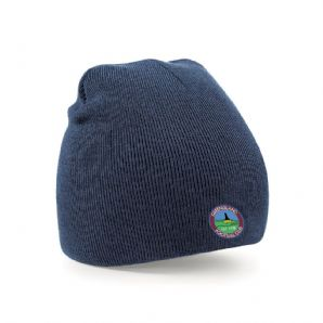 Greenisland FC Beanie Hat - Navy